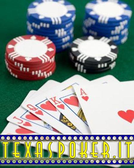 Regole del gioco poker texas hold'em